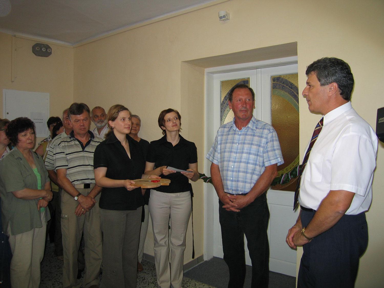 Vzpostavitev podeželskega razvojnega jedra (PRJ) v Vipavi: Center za razvoj podeželja TRG Vipava